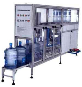 20 ltr jar auto filling machine