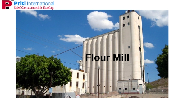 turnkey project consultants , Turnkey Basis Flour Mill in kolkata