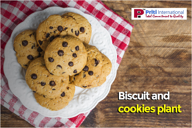 Biscuit and cookies plant in Kolkata, Biscuit making plant in Kolkata