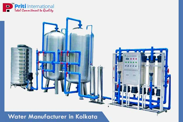 water manufacturer plant in kolkata