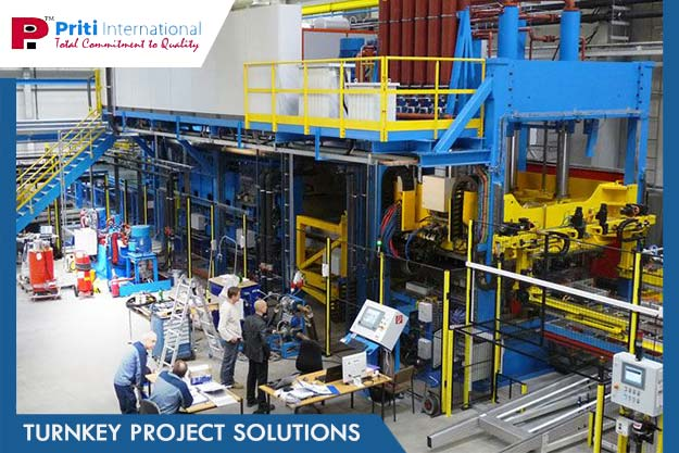 Turnkey Project Solutions