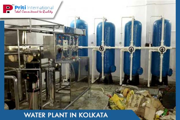 water plant in kolkata