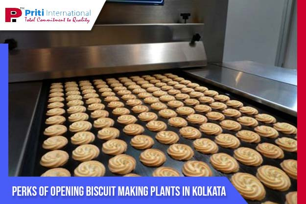 biscuit making plant in kolkata
