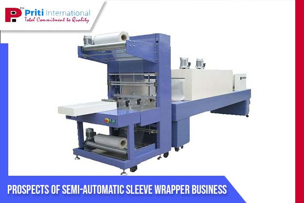 semi automatic sleeve wrapper